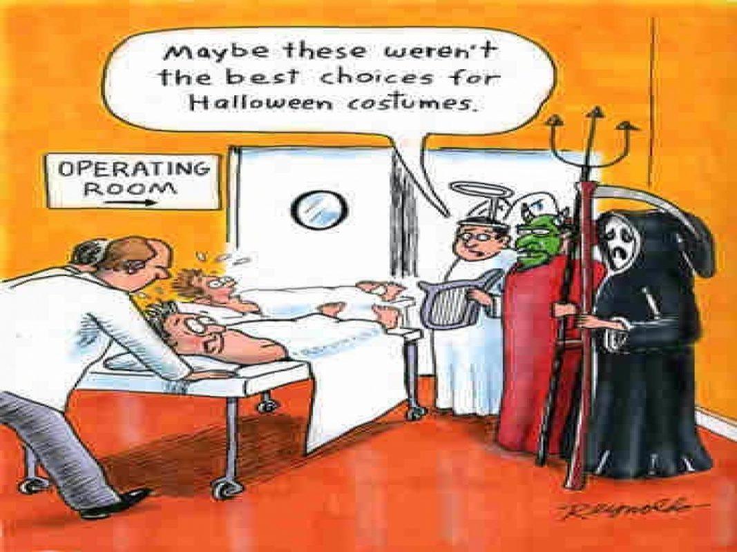Забавната страна на Halloween